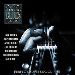 100% Blues – Perfect Blues & Rock Hits CD1 (2015)