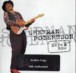 Sherman Robertson - Here And Now (1995)