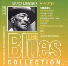 Mance Lipscomb Vol 3 Texas Songster In A Live Performance