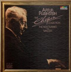 Arthur Rubinstein – Chopin: The Nocturnes And Waltzes (1984)