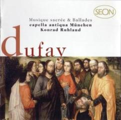 Guillaume Dufay - Konrad Ruhland Mouvements From Masses - Motets - Chansons